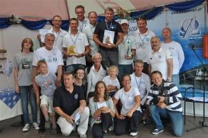 Żeglarski Puchar Iławy 25-26.08.2012