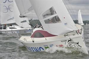 Mistrzostwa Polski Jachtów Kabinowych 2012, Giżycko, Ekomarina