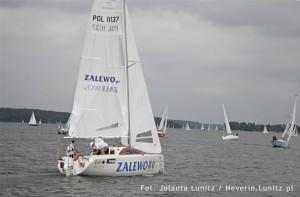 Regaty o Żeglarski Puchar Iławy 2012 – relacja