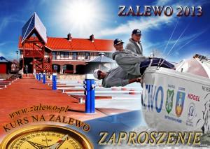 Zaproszenie Ekomarina Zalewo