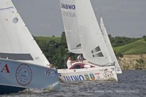 Zacięta walka do ostatniego wyścigu. XV Długodystansowe Mistrzostwa Polski Jachtów Kabinowych 2013.
